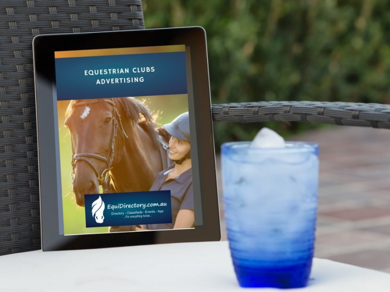 Advertising for your Equestrian Club