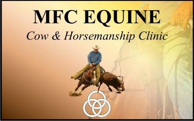 MFC Equine - 1 Day Cow & Horsemanship Clinic