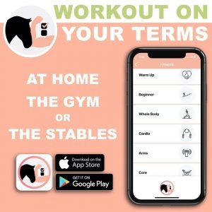 The Riders Pod - Equestrian Health and Wellbeing App