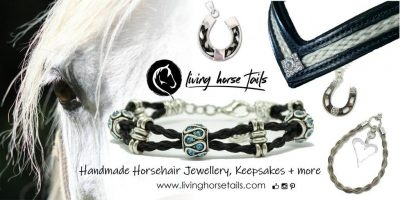 Living Horse Tails - Horsehair jewellery, bracelets, keepsakes, gifts and more for the equestrian