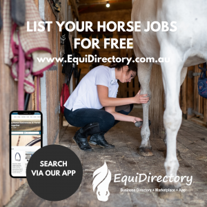 List your horse jobs for free